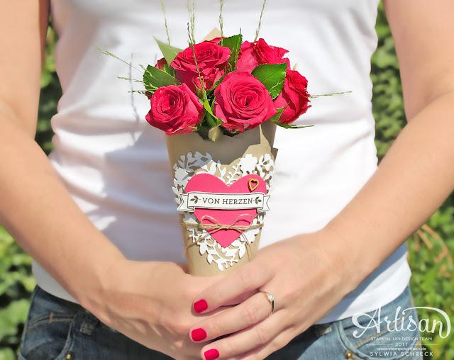 Stampin Up Blüten der Liebe