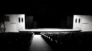 Palco e Plateia do Teatro Municipal de Criciúma