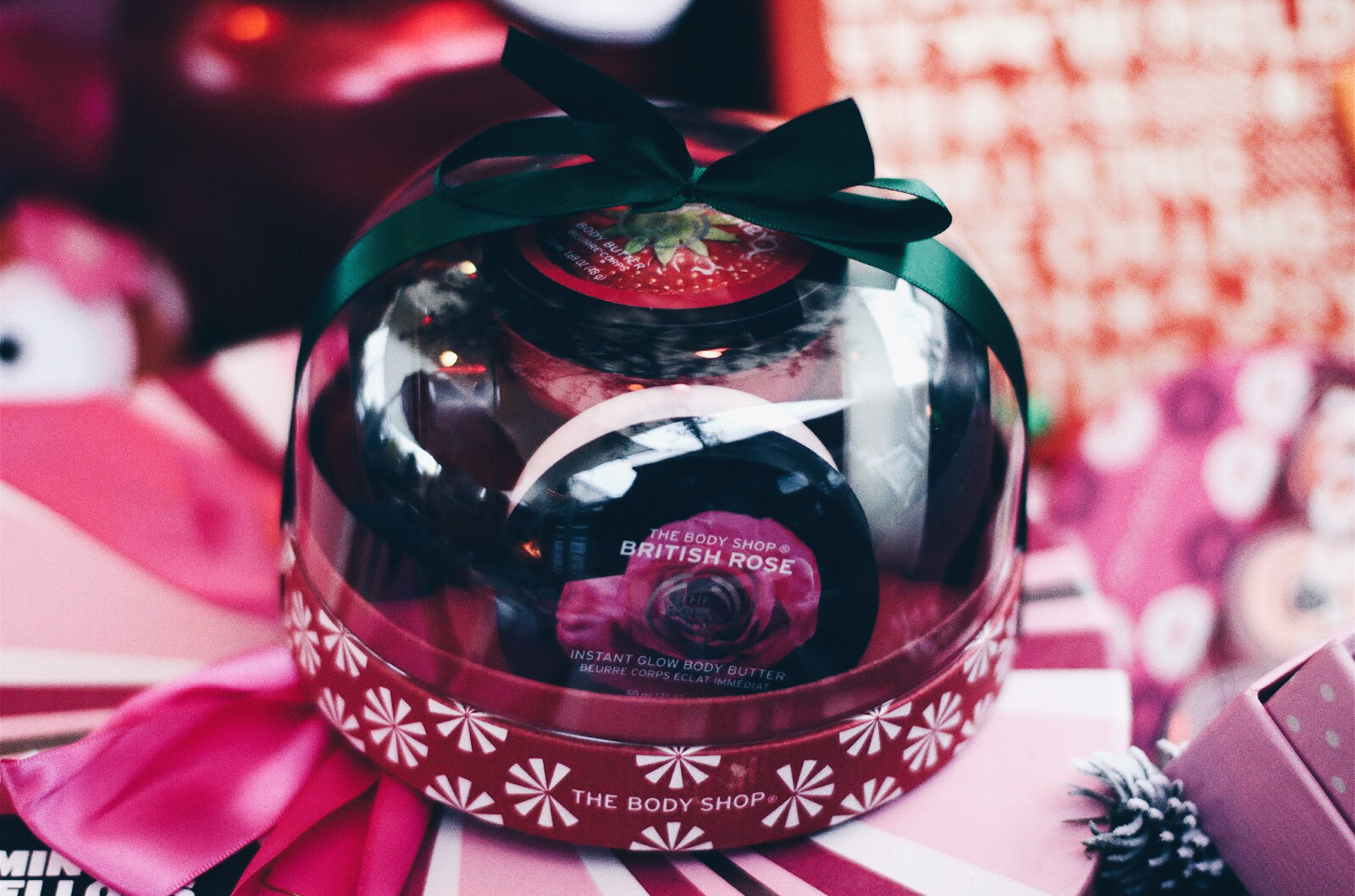 the body shop collection noel 2016 coffrets avis test