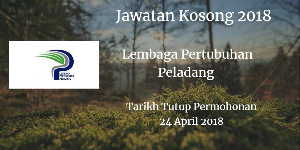 Jawatan Kosong LPP 24 April 2018