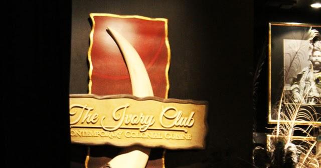 funnypilgrim yummypilgrim unterwegs ivory club. Black Bedroom Furniture Sets. Home Design Ideas