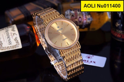 đồng hồ nữ aolix nu011400