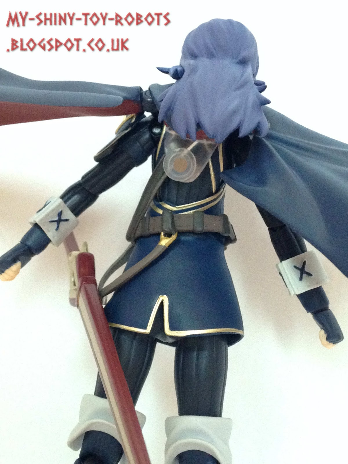 my shiny toy robots toybox review figma lucina