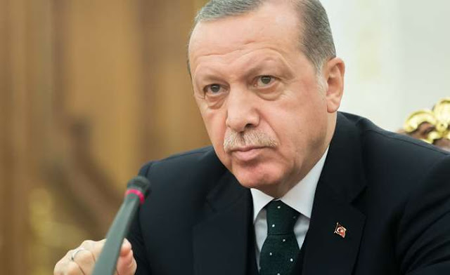 """Ερντογάν: """"Τελευταία προειδοποίηση"""" στους Κούρδους της Συρίας"""