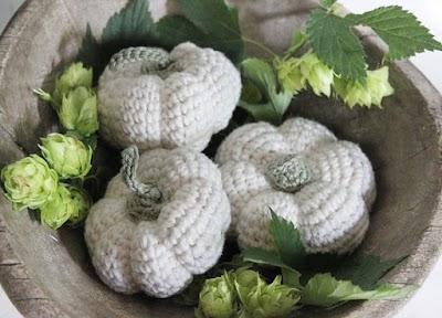 Calabazas a crochet tutoriales paso a paso para regalos