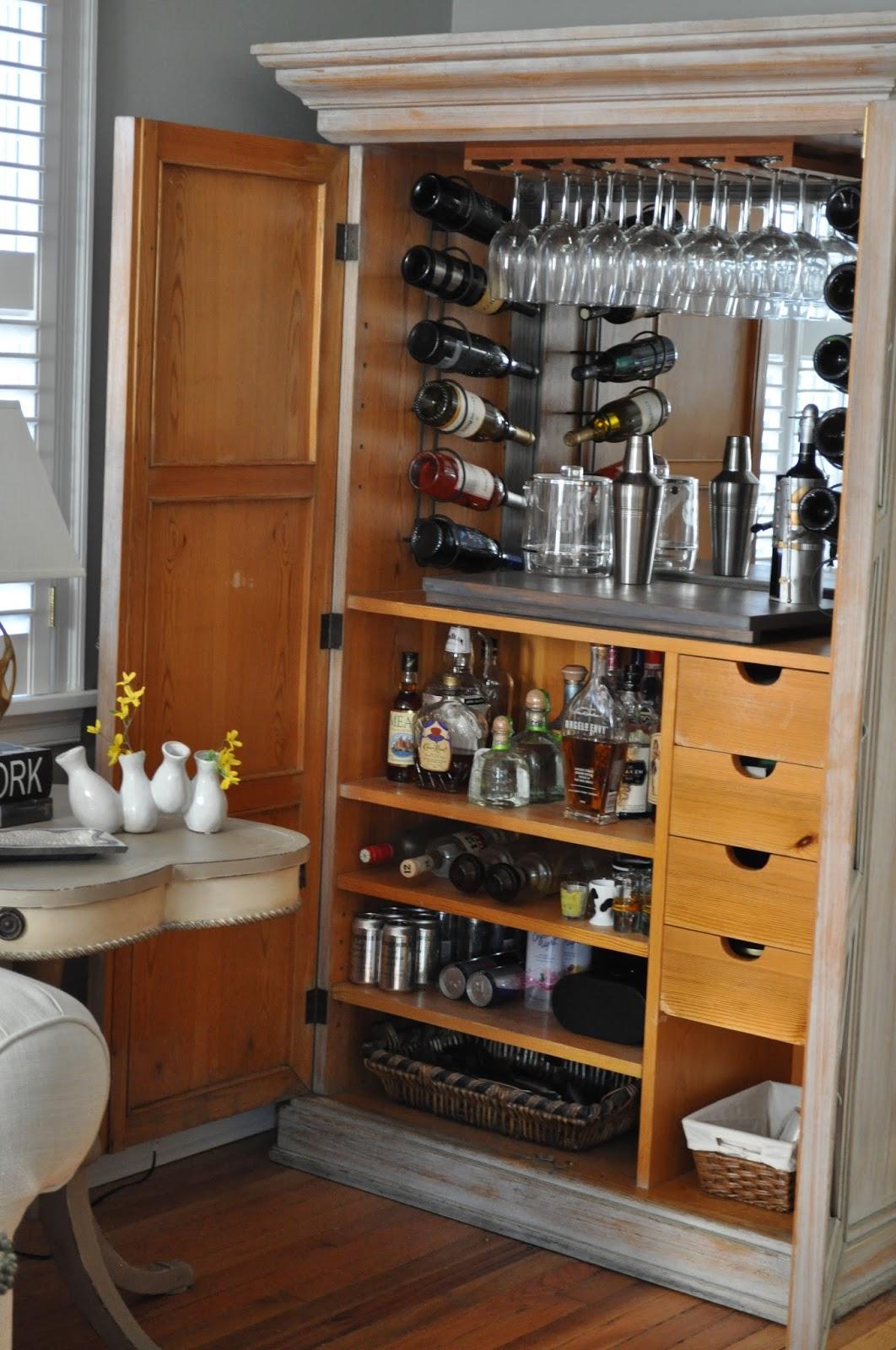 The Cow Spot Homemade Bar