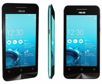 Harga Asus Zenfone 4, Ponsel Android Murah 1jutaan
