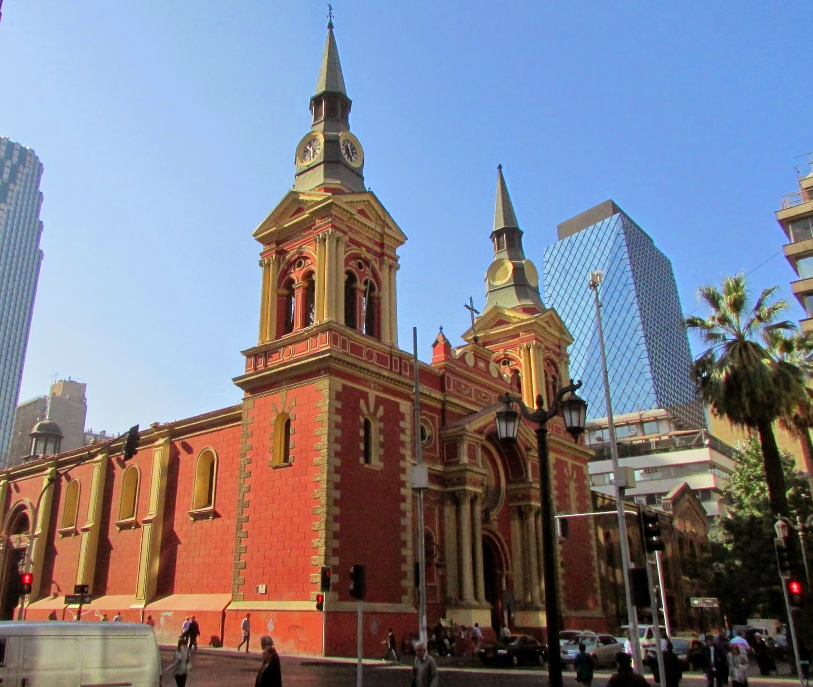 Basílica de la Merced - Construcciones Moguerza