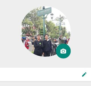 Membuat Info Whatsapp Menjadi Kosong