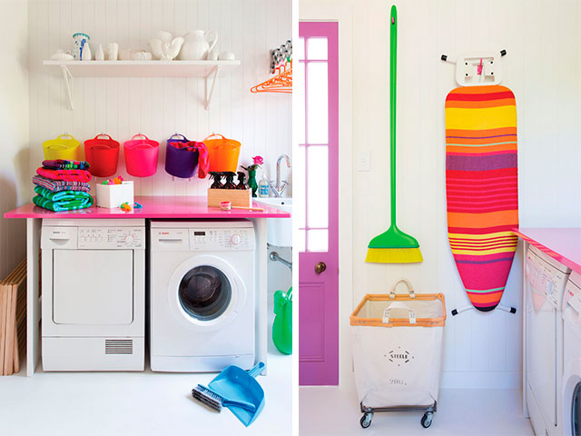 Como decorar a sua lavanderia sonia marcelino for Como organizar una casa pequena