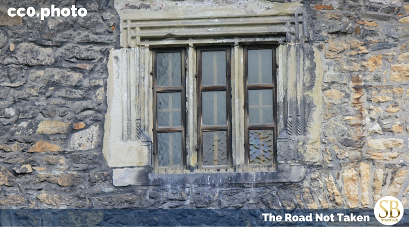What's the historical significance of this window?