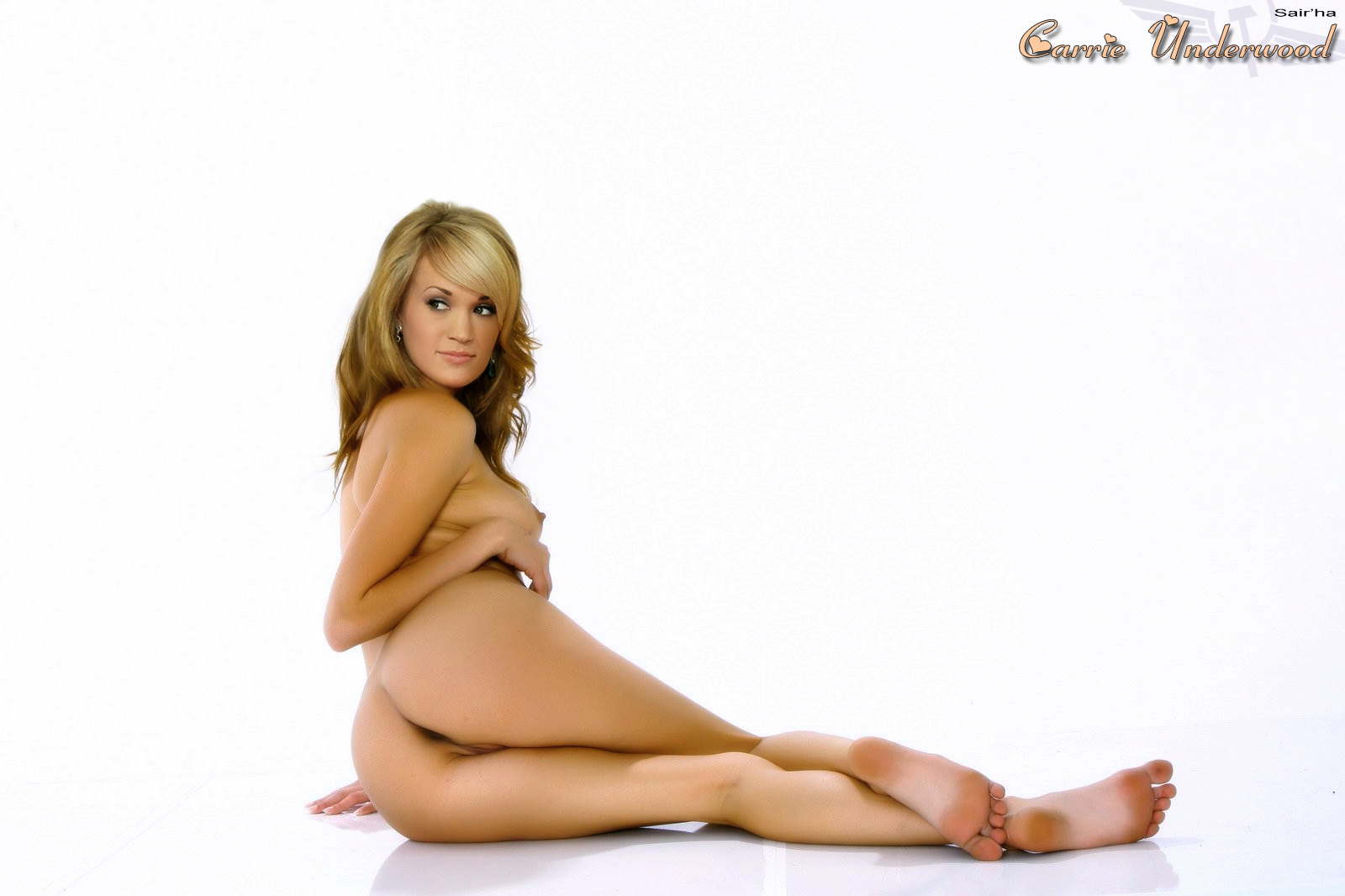 Carrie underwood nude will