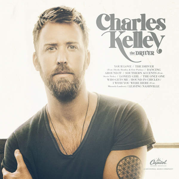 Charles Kelley - The Driver Cover