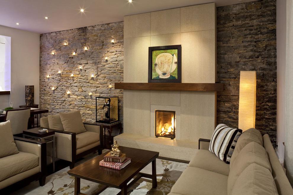драйв, фото декоративного камня в гостиной забавная простая сказка