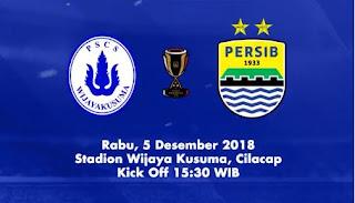 Lawan PSCS Cilacap di Piala Indonesia, Persib Bandung Bakal Rotasi Pemain