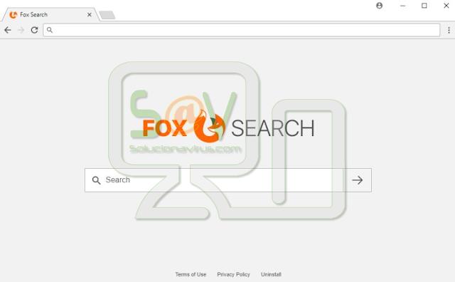 FoxSearch.me (Hijacker)