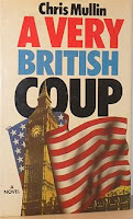 Book cover for Chris Mullin's A Very British Coup in the South Manchester, Chorlton, and Didsbury book group