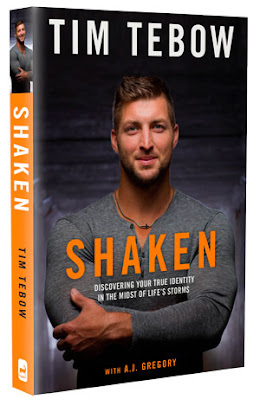 Shaken by Tim Tebow: Book Review