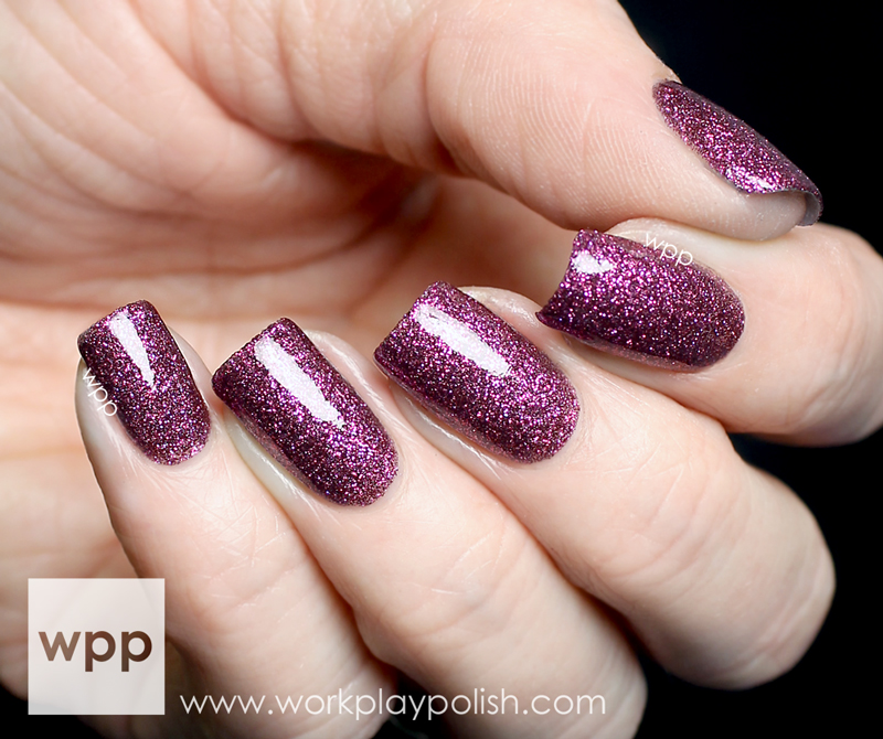 China Glaze Put a Bow in It from the 2013 Happy HoliGlaze Collection