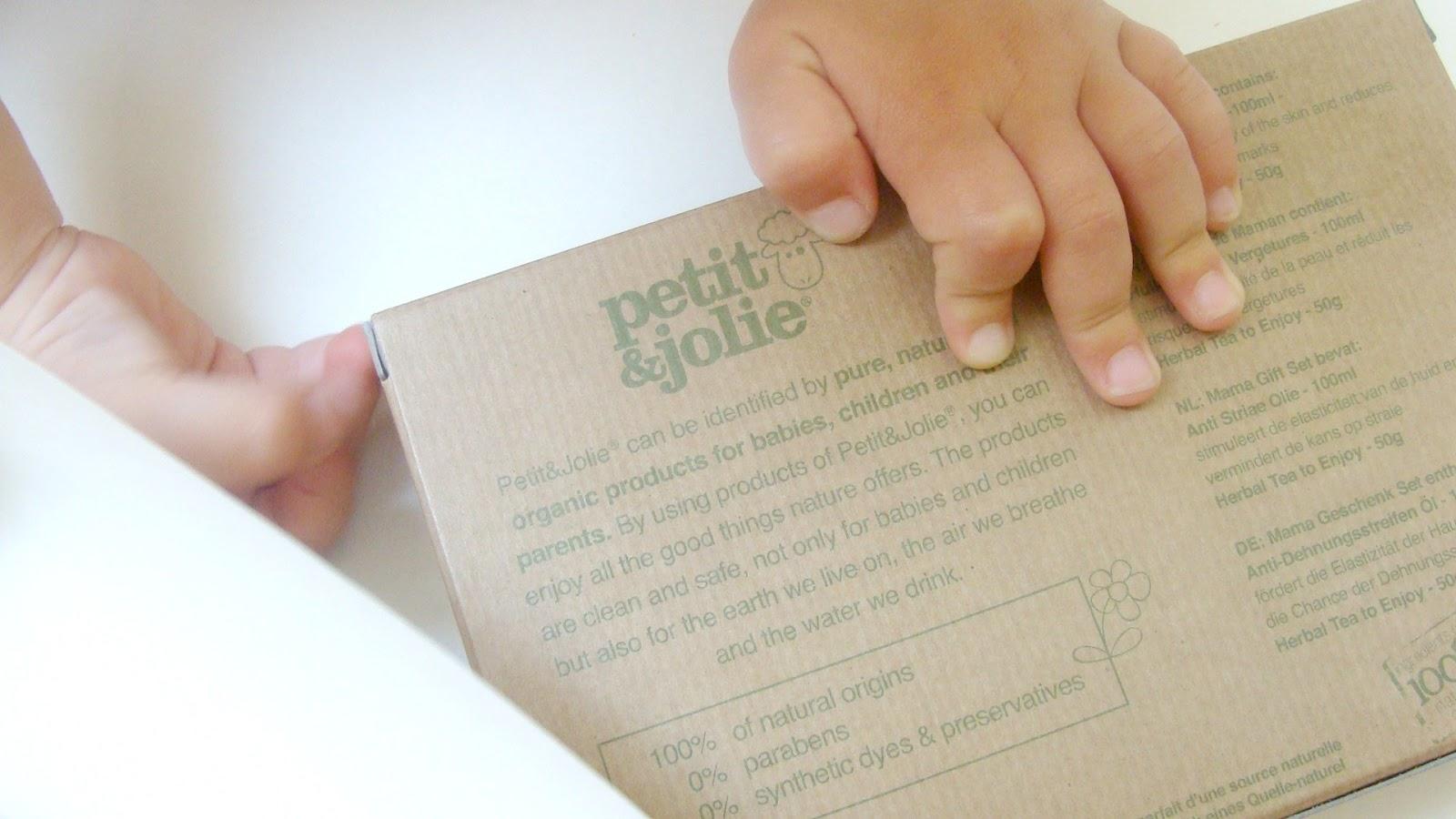 olejek przeciw rozstępom Petit&Jolie