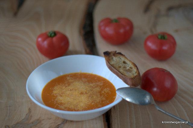 Blog O Gotowaniu Tradycyjna Kuchnia Pomidorowa Zupa Po