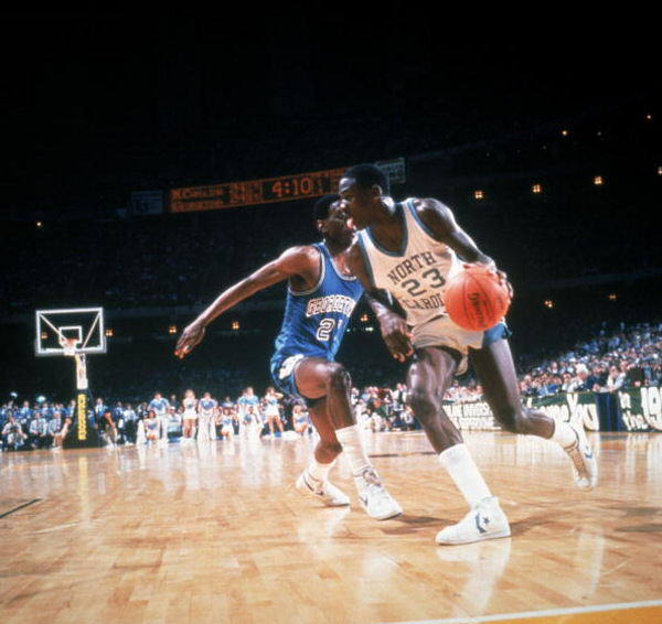 204386e87e78 Checkout the legendary photo of Michael Jordan in the