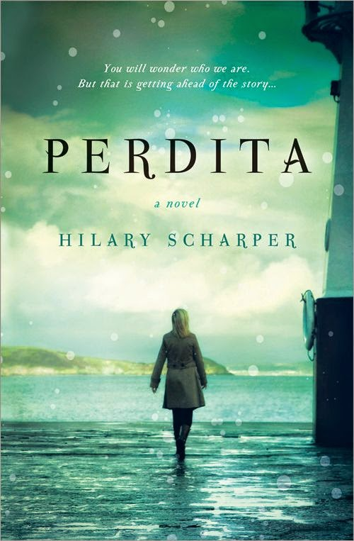 Interview with Hilary Scharper, author of Perdita - January 28, 2015