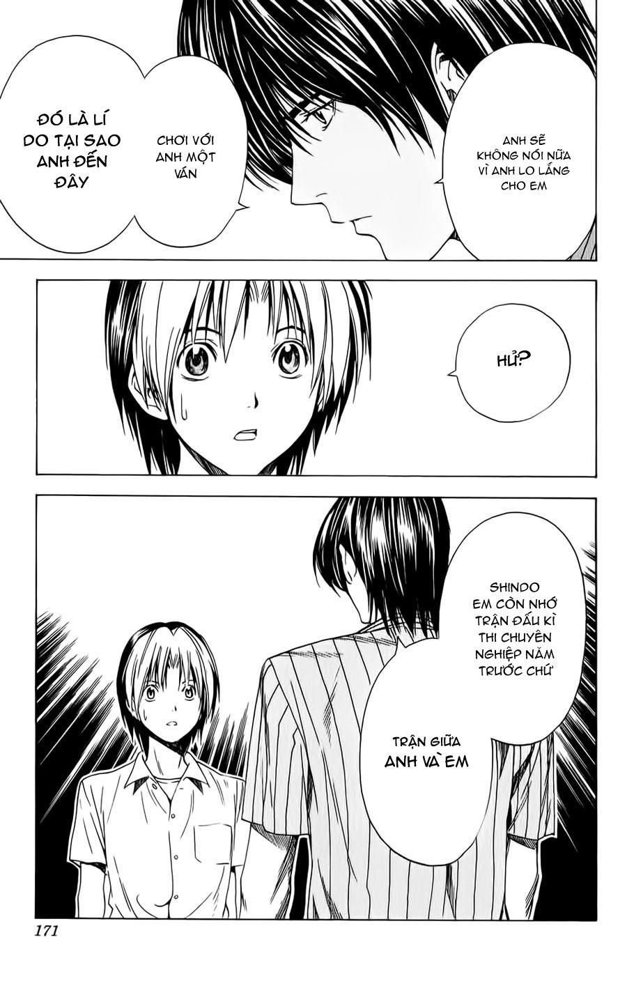 Hikaru No Go hikaru no go chap 138 trang 10