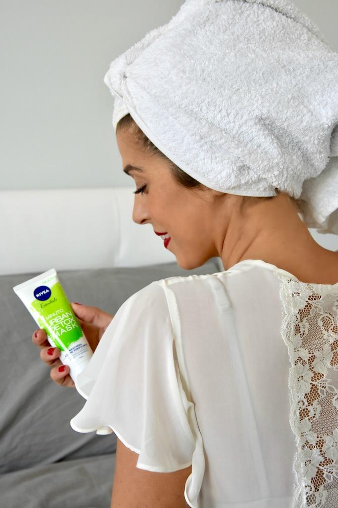 #NiveaUrbanSkin: per una pelle perfetta anche in città