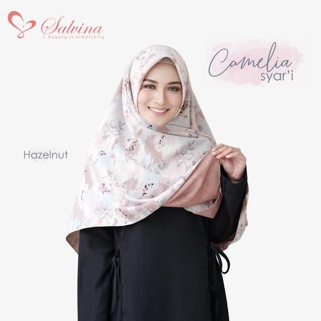 Jilbab Segi Empat Syari Panjang Terbaru