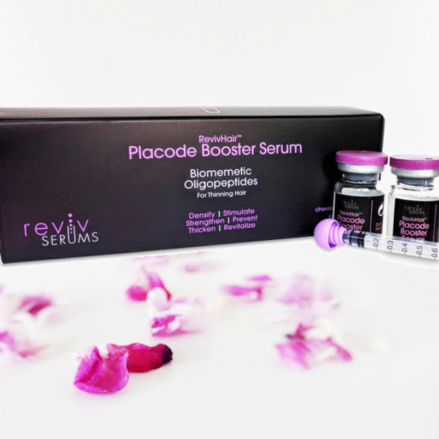 RevivHair Placode Booster Serum review by barbies beauty bits