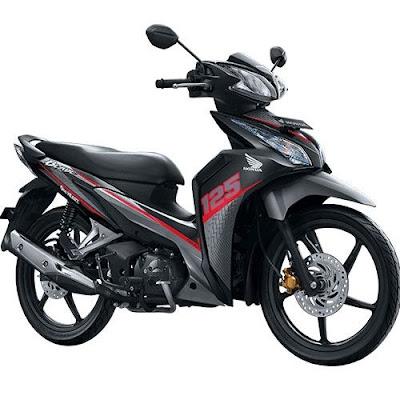 Sepeda Motor Honda Blade 3