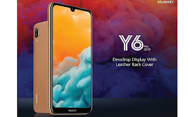 Huawei Y6 Pro 2019 With Helio A22 Chipset Announced