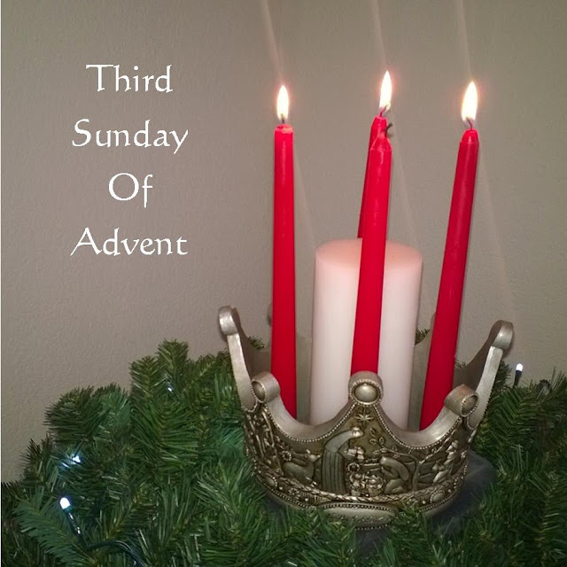 the third sunday of advent the shepherd candle. Black Bedroom Furniture Sets. Home Design Ideas