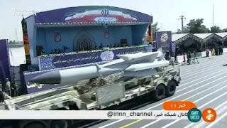 medium-range missile