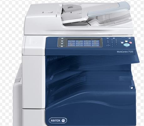xerox printer driver an unexpected error occurred