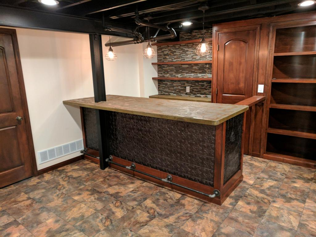 Wiring A Basement Bar