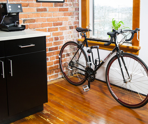 CLUG - cycle storage that's like a hug... for your bike
