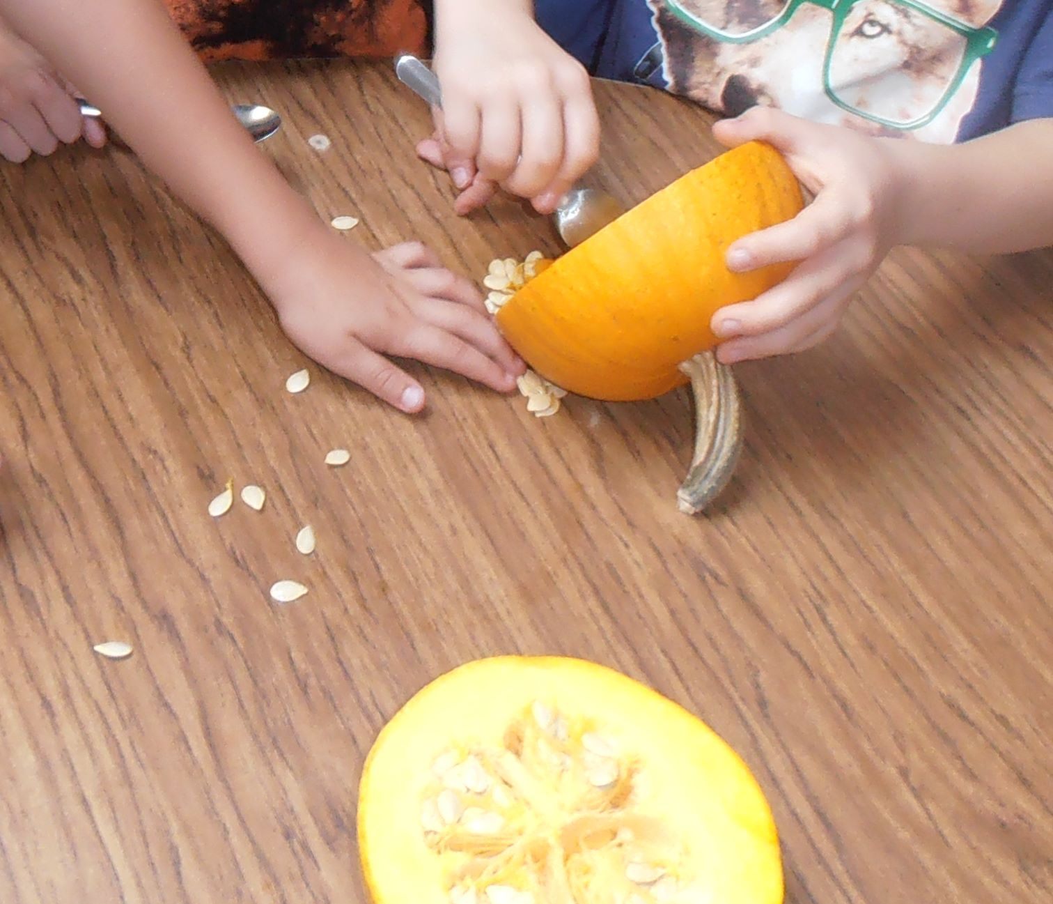 how to cook pumpkin seeds from scratch