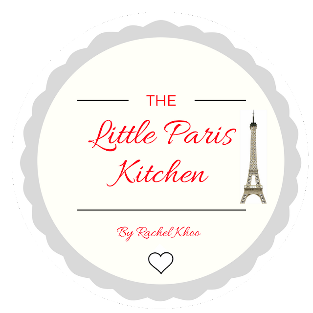 Lucy loves vintage for H kitchen paris menu