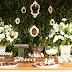 Decoração criativa para casamento: muro inglês ou parede inglesa