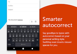 Aggiornamento Swiftkey smartphone Android ed Apple
