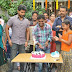 Racha Ravi B'day Celabration on MCA Sets