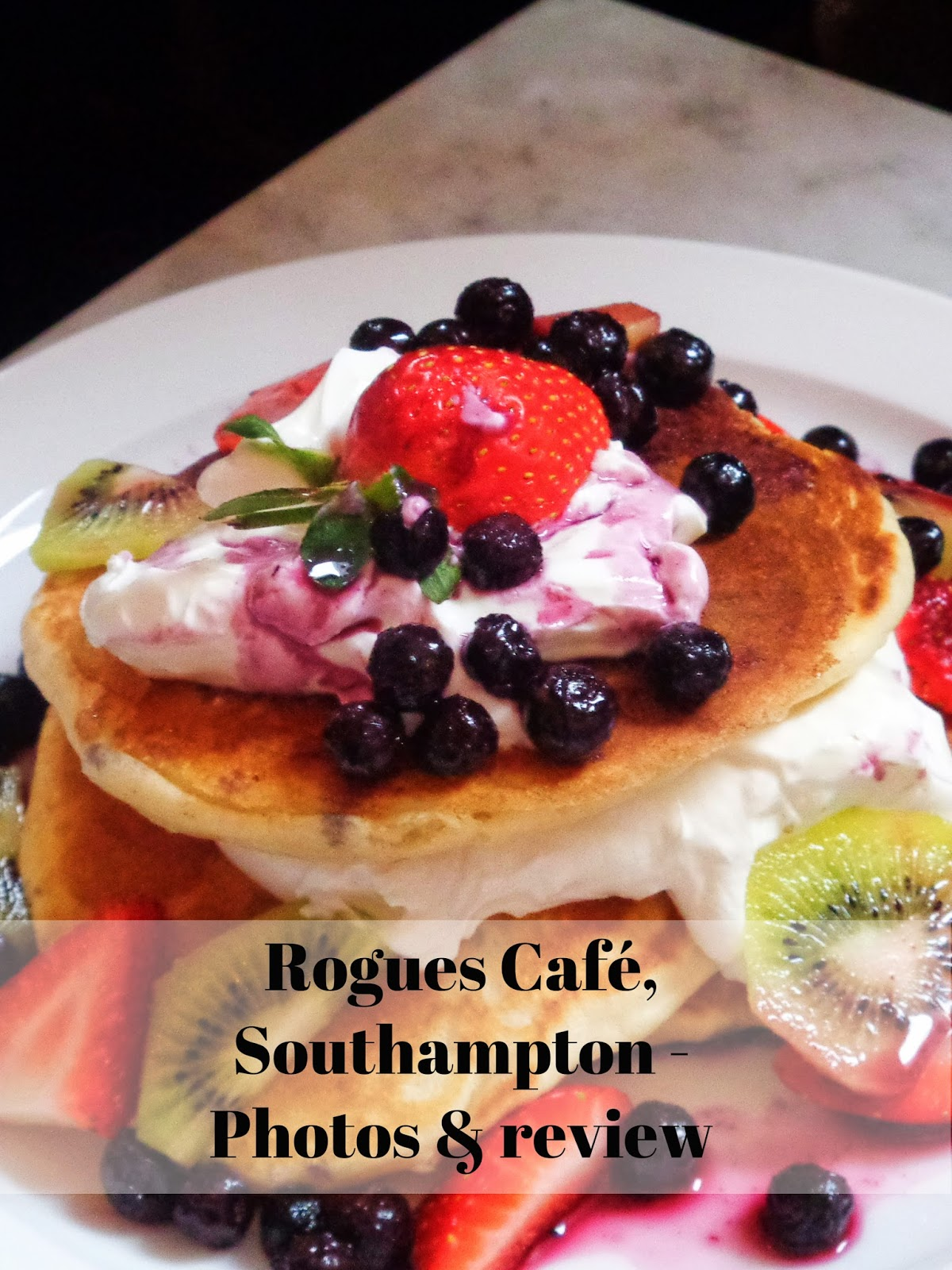The Rogues Café, Southampton