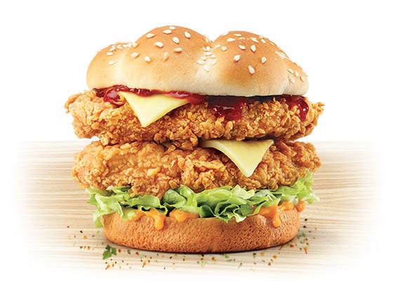 Chicken Burger Kfc | www.pixshark.com - Images Galleries ...