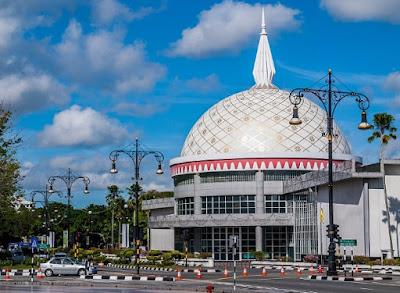 Museum Kerajaan Regalia Brunei Darussalam