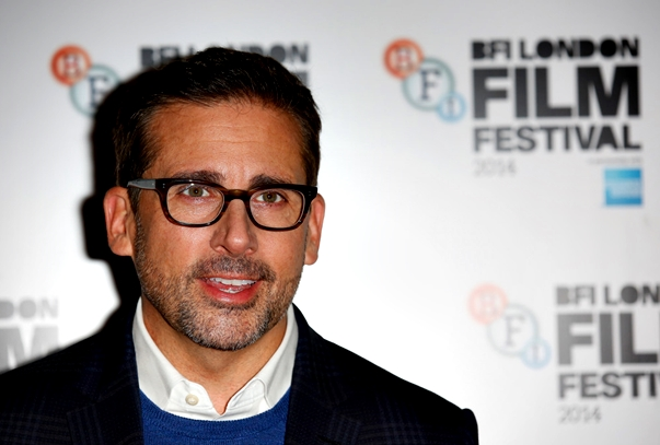 Steve Carell en el London Film Festival