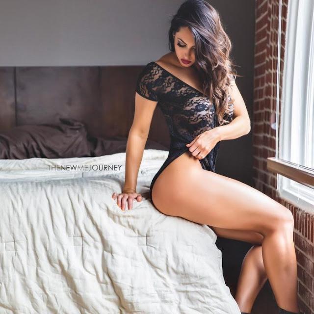 Hope Beel, nuestra atlética y sexy Chica de la Semana