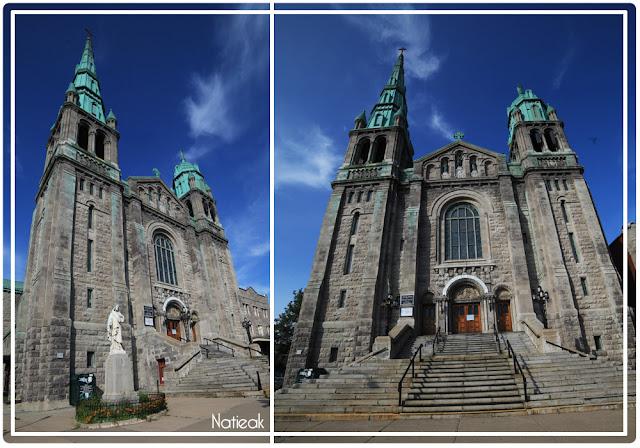 Eglise Notre Dame du Saint Rosaire (début XX ieme)