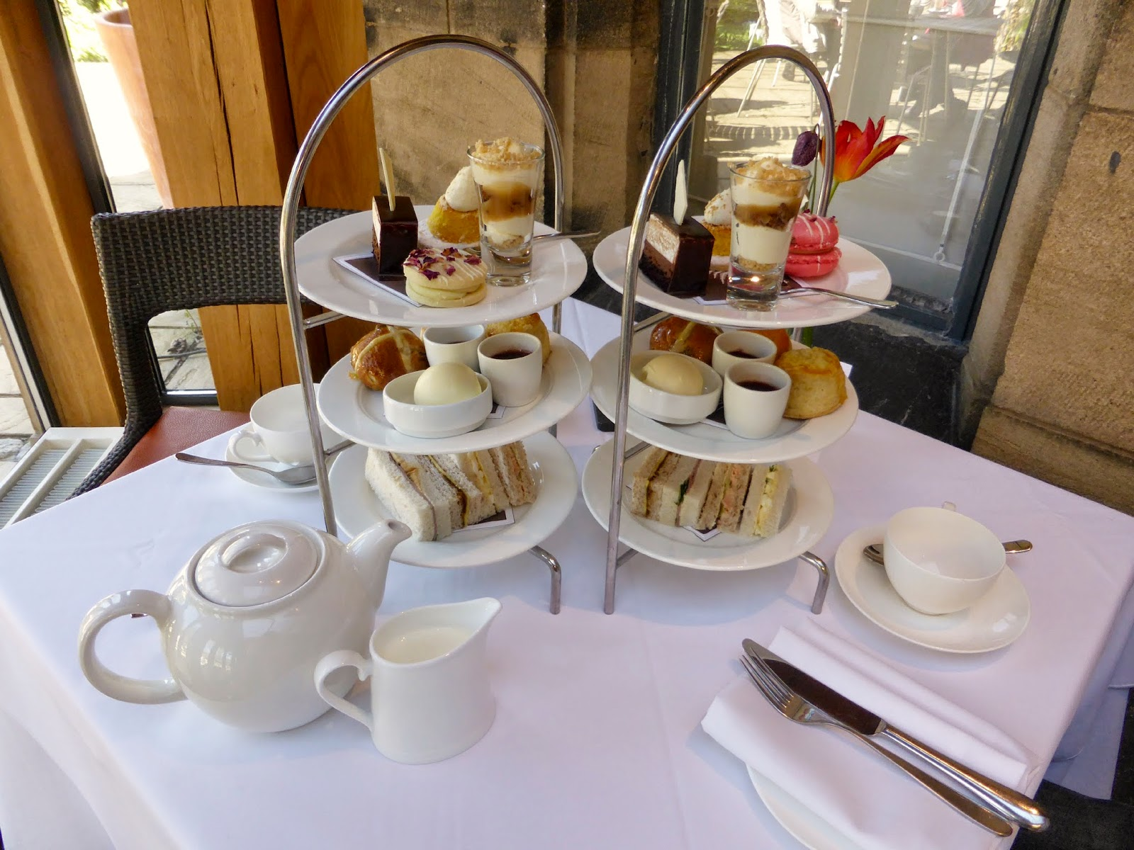 Afternoon Tea Jesmond Dene House